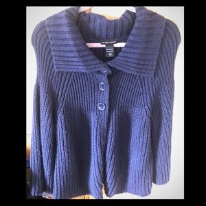 NY&CO Sweater Jacket/Cardigan